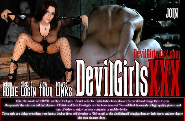 DevilGirlsXXX.com SiteRip - Enter The World Of JDevil And His Devil Girls. Deep Inside This Site You Will Find Desires Of Fetish And Flesh. FreePornSiteRips.com