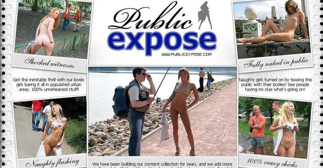 PublicExpose.com SiteRip - Girrs Flashing In Public, On Streets, At Parks... Showing Her Tits And Pussies, Masturbating, And Even Having Sex