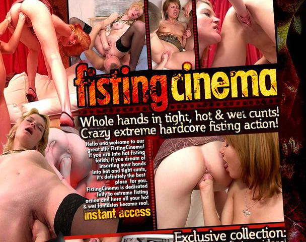 FistingCinema.com SiteRip - Hardcore Fisting Porn Videos. Watch Those Hot Girls Getting Hands Inserted Into Their Tight Cunts