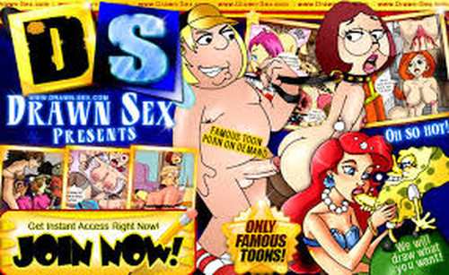 Drawn-Sex.com SiteRip - Adult Cartoon Porn Parody Comics - American Dad, Family Guy, Simpsons, Scooby-Doo, Kim Possible, Jetsons, Flintstones, Dexter Laboratory...