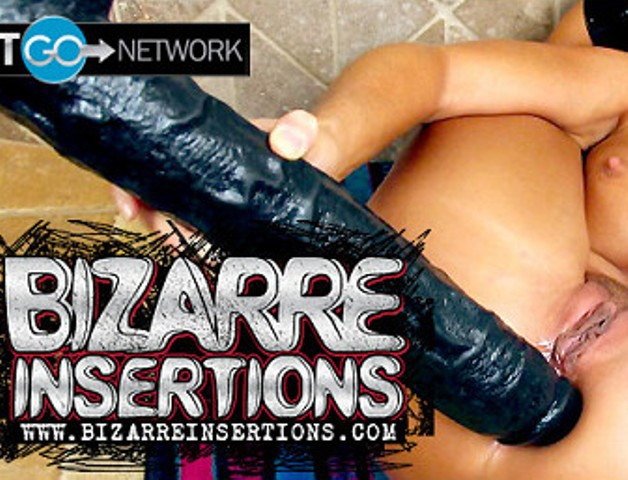 BizarreInsertions.com SiteRip - Hottest Horny Sluts, Both Young And Mature, Inserting Huge Dildos Up Their Tight Pussies And Asses.