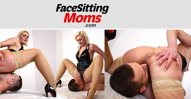 FaceSittingMoms.com SiteRip - HQ Streaming Mom-Boy Fetish Facesitting Videos. Watch MILFs, Moms And Mature Women In Kinky Old-Young Facesitting Action.