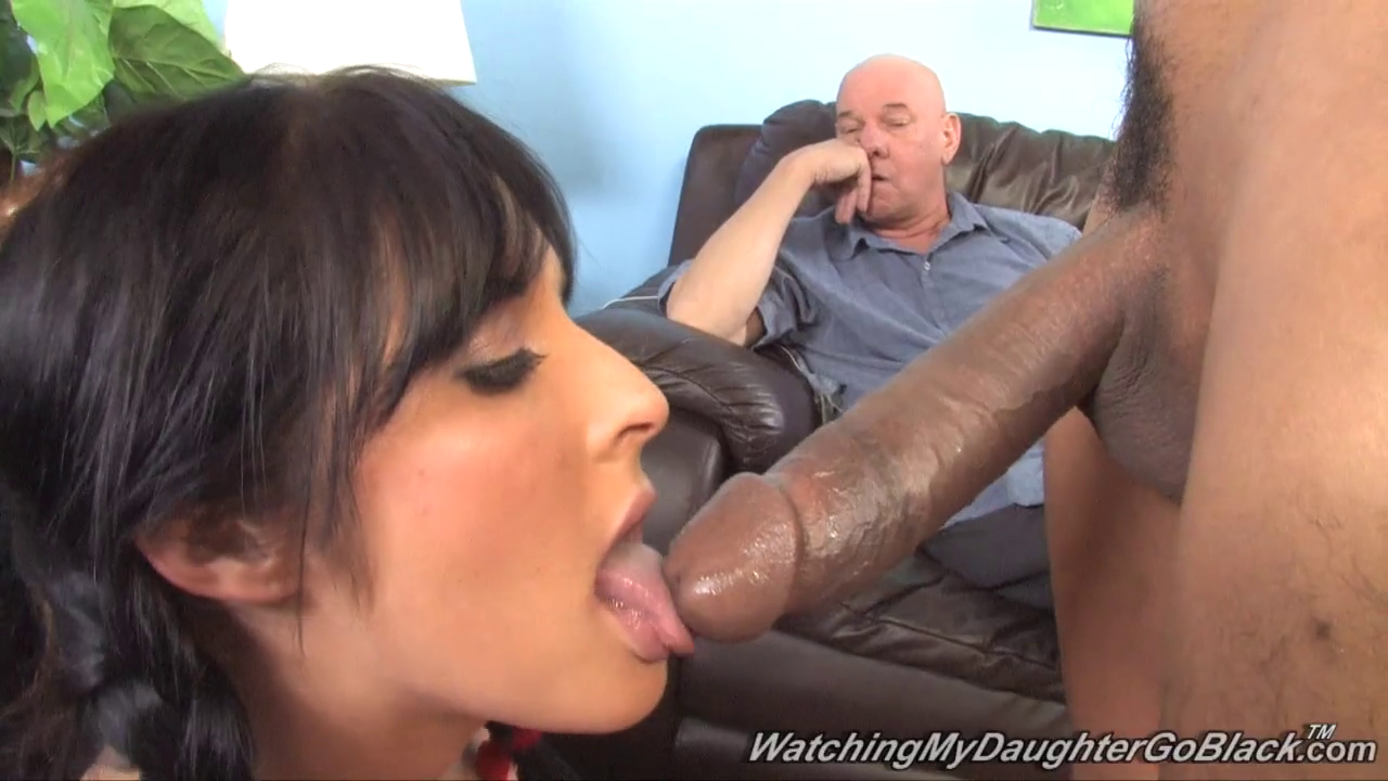 WatchingMyDaughterGoBlack.com SiteRip - Dads Forced To Watch Their Daughter Getting Fucked By BBC